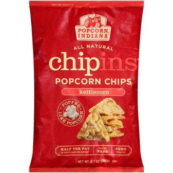 Popcorn, Indiana chip'ins Kettlecorn Popcorn Chips, 6.7 oz
