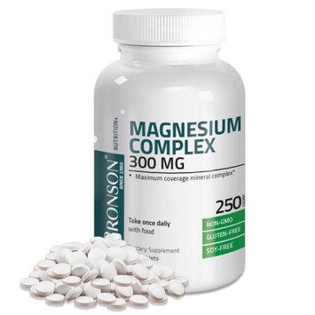 Bronson Vitamins Magnesium Complex 300 mg