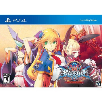 Aksys Games Blazblue: Central Fiction Limited Ed Playstation 4 [PS4]