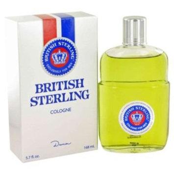 British Sterling By Dana For Men. Cologne 5.7 Oz.
