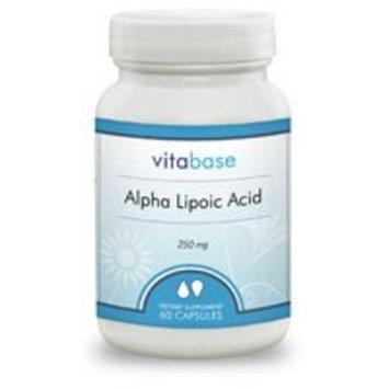 Alpha Lipoic Acid (250 mg) Vitabase