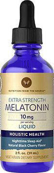 Vitamin World Liquid Melatonin Cherry Flavored