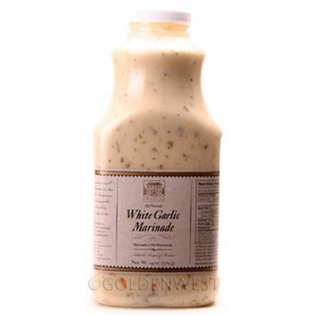 Chateau CH4123 All Natural White Garlic Marinade - Pack of 4