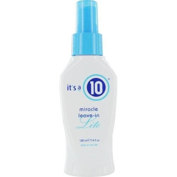 Its A 10 Miracle Leave In Lite, 4 Ounce by Its a 10