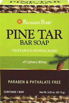 Puritan's Pride Pine Tar Bar Soap-3.25 oz Bar