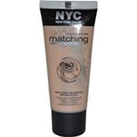 New York Color Skin Matching Foundation 689 Medium to Deep 1 fl oz Natural
