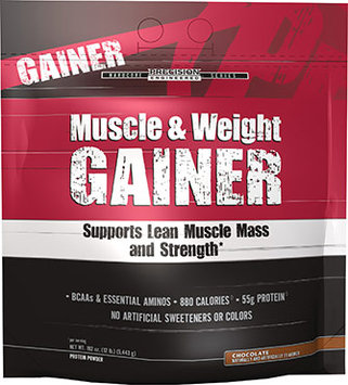 Precision Engineered Muscle & Weight Gainer