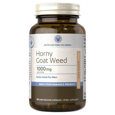 Vitamin World Horny Goat Weed 500 mg
