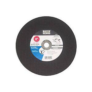 Disston 760923 Master Mechanic 8 By 1/8 Inch Metal Wheel