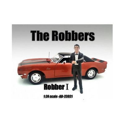 American Diorama 23921 The Robbers Robber I Figure for 1-24 Scale Models