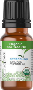 Aromappeal Organic Tea Tree Oil-10 ml Oil