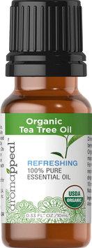 Aromappeal Organic Tea Tree Oil-10 ml Oil