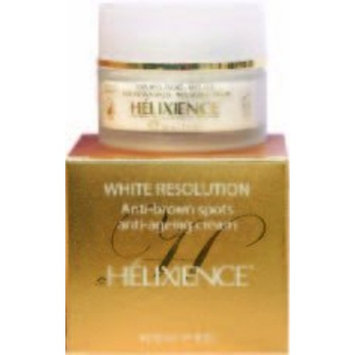 HELIABRINE HELIXIENCE ANTI-BROWN SPOT 50ml. 100% TOP RATED Natural Anti-Ageing Face Moisturizer Cream. Advanced Healing Such As Brown Spots, Loss Of Firmness, Wrinkles.