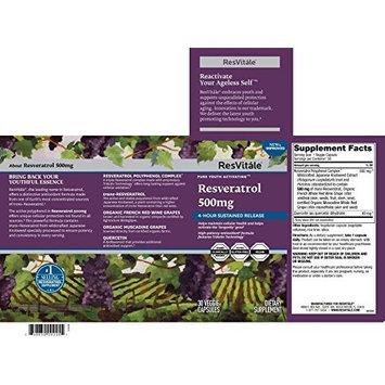 ResVitle Resveratrol 500mg