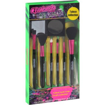 #flashmob by Markwins High Voltage Brush Collection Gift Set, 7 pc