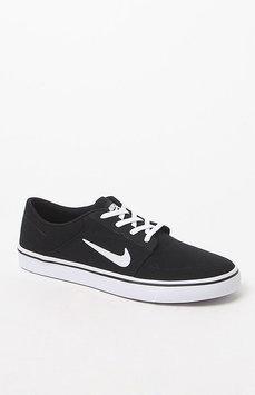 Men's Nike 'SB Portmore' Skate Shoe, Size 7.5 M - Black