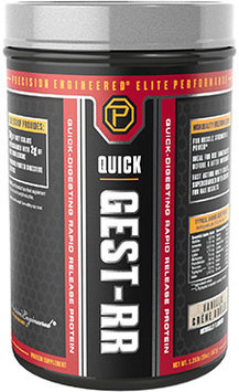 Precision Engineered Elite Performance Precision Engineered Elite Quick GEST-RR Vanilla Cr me Brulee