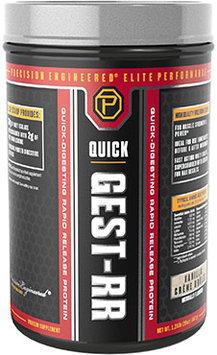 Precision Engineered Elite Performance Precision Engineered Elite Quick GEST-RR Vanilla Cr me Brulee