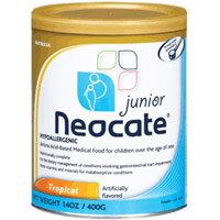 Nutricia Neocate Junior Tropical 4 Cans per case