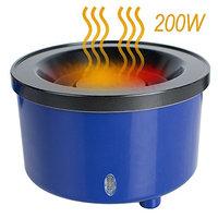 200W Keratin Melting Hot Pot Keratin Glue Melting Pot for Hair Extensions