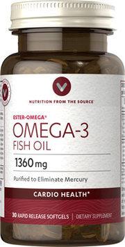 Vitamin World Triple Strength Omega-3 Fish Oil