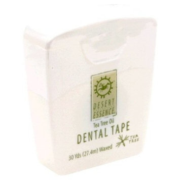 Desert Essence Tea Tree Oil Dental Tape - 30 yds