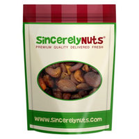 Sincerely Nuts Dried Apricots, Organic, 1 Lb