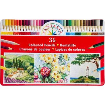 Fantasia Color Pencil Tin, 36pk