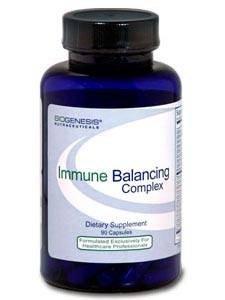 BioGenesis Nutraceuticals - Immune Balancing Complex - 90 Vegetarian Capsules