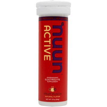 Nuun Active (Tube of 10): Nuun Nutrition