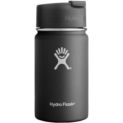 Hydro Flask 12oz Wide Mouth Vacuum Insulated Stainless Steel Water Bottle w/ Hydro Flip Cap