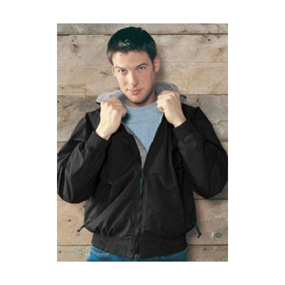 Bigmansland Big Mens Volunteer Jacket with Panda Fleece by by TR Gold® []