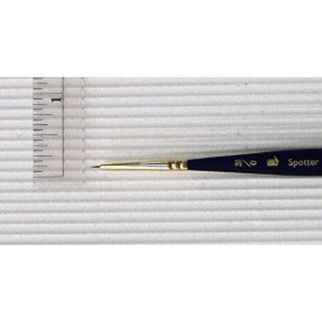 Princeton Art & Brush Co - Mini-Detailer Synthetic Sable Brush - Spotters - 20/0