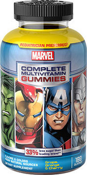 Naturesmart Marvel Avengers Complete Multivitamin Gummies