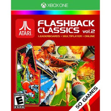 At Games Atari Flashback Classics Vol 2 - Pre-Owned (Xbox One)