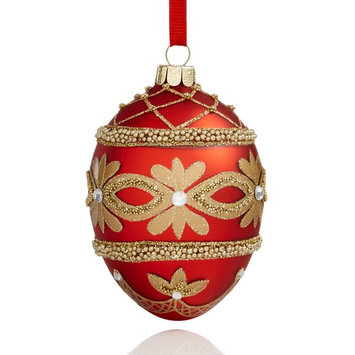 Decorated Egg Ornament, Created for Macy's