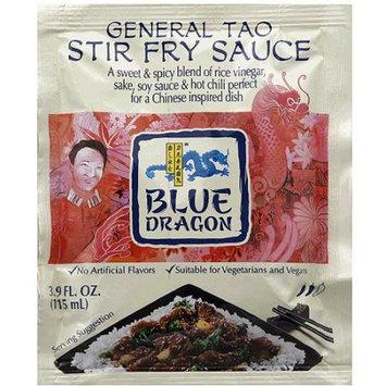 Blue Dragon General Tao Stir Fry Sauce, 3.9 fl oz, (Pack of 12)