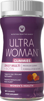 Vitamin World Ultra Woman Daily Multivitamin with Biotin