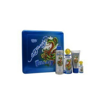Ed Hardy Villain 5 Piece Gift Set for Men by Ed Hardy