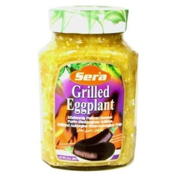Sera Grilled Eggplant 650 gr Ready to Serve