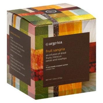 Argo Tea Fruit Sangria 15ct