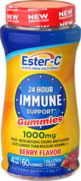 Ester-C Ester C 24 Hour Immune Support Gummies-60 Gummies