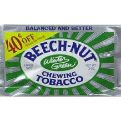National Tobacco Company, L.p. Beech-nut Beechnut Wintergreen $4.80 Off