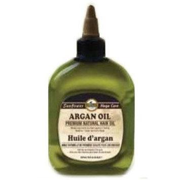 Difeel Premium Natural Hair Oil - Argan Oil 8 oz.