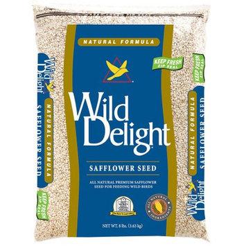 D & D Commodities, Ltd Wild Delight Safflower Seed - 8 lb.