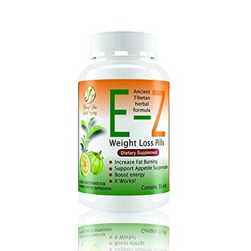E-Z Weight Loss Pills Rapid weight loss supplement with Garcinia Cambogia Fat Burner Pills