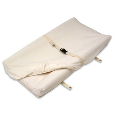 Naturepedic - 2-Sided Contoured Organic Cotton Changing Pad Cover