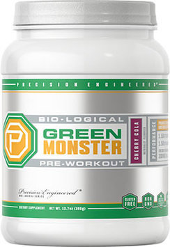 Precision Engineered Bio-logical Bio-logical Green Monster Pre-Workout Cherry Cola