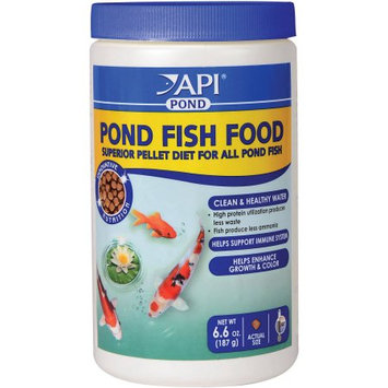 Mars Fishcare 198A Api Pond - Pond Fish Food