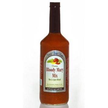 Forest Floor Foods Hot and Spicy Bloody Mary Mix